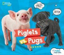 Cover-Bild zu Piglets vs. Pugs von Beer, Julie