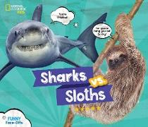 Cover-Bild zu Sharks vs. Sloths von Beer, Julie