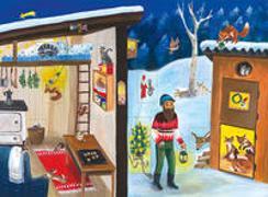 Cover-Bild zu Adventskalender Maria Stalder