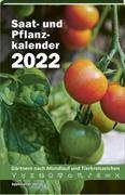 Cover-Bild zu Saat- und Pflanzkalender 2022
