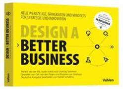 Cover-Bild zu Design a better business