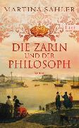 Cover-Bild zu Sahler, Martina: Die Zarin und der Philosoph (eBook)