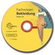 Cover-Bild zu Fachwissen Bekleidung Bilder-CD