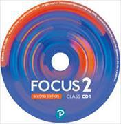 Cover-Bild zu Focus BrE 2nd Level 2 Class Audio CDs