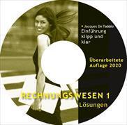 Cover-Bild zu Rechnungswesen 1. Einführung klipp und klar. Lösungen CD