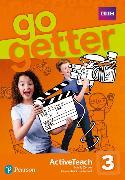 Cover-Bild zu GoGetter Level 3 Teacher's ActiveTeach