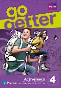 Cover-Bild zu GoGetter Level 4 Teacher's ActiveTeach