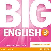 Cover-Bild zu Big English Level 3 - British English Teacher's eText CD-ROM
