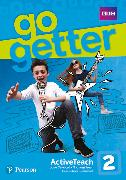 Cover-Bild zu GoGetter Level 2 Teacher's ActiveTeach