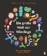 Cover-Bild zu Bunting, Philip: Die große Welt der Winzlinge