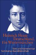Cover-Bild zu Heine, Heinrich: Deutschland. Ein Wintermärchen
