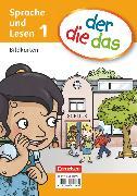 Cover-Bild zu der-die-das, Deutsch-Lehrwerk für Grundschulkinder mit erhöhtem Sprachförderbedarf, Zu allen Ausgaben, 1./2. Schuljahr, Bildkarten