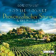 Cover-Bild zu Bonnet, Sophie: Provenzalischer Sturm (Audio Download)