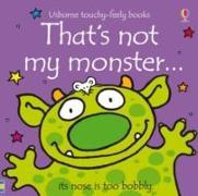 Cover-Bild zu Watt, Fiona: That's Not My Monster