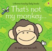 Cover-Bild zu Watt, Fiona: That's Not My Monkey