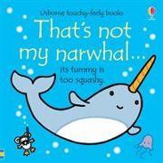 Cover-Bild zu Watt, Fiona: That's not my narwhal...