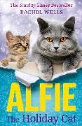 Cover-Bild zu Wells, Rachel: Alfie the Holiday Cat (eBook)