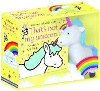 Cover-Bild zu Watt, Fiona: That's Not My Unicorn. Book & Toy