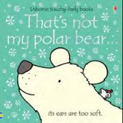 Cover-Bild zu Watt, Fiona: That's not my polar bear...