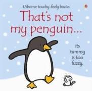 Cover-Bild zu Watt, Fiona: That's Not My Penguin