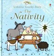 Cover-Bild zu Watt, Fiona: Touchy-feely Nativity
