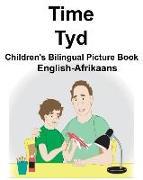 Cover-Bild zu English-Afrikaans Time/Tyd Children's Bilingual Picture Book
