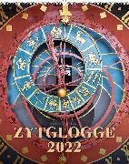 Cover-Bild zu Kalender Zytglogge 2022