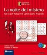 Cover-Bild zu La notte del mistero - Italienisch-Rätsel mit Commissario Nicoletti