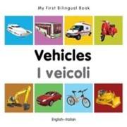 Cover-Bild zu My First Bilingual Book-Vehicles (English-Italian)