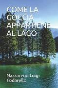 Cover-Bild zu Come La Goccia Appartiene Al Lago
