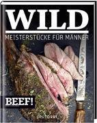 Cover-Bild zu BEEF! WILD