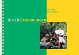 Cover-Bild zu 10 x 10 Erkundungen von Heck, Urs