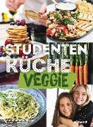 Cover-Bild zu Studentenküche veggie - Mehr als 60 einfache vegetarische Rezepte, Infos zu leckerem Fleischersatz und das wichtigste Küchen-Know-How