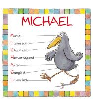 Cover-Bild zu Namenskalender Michael