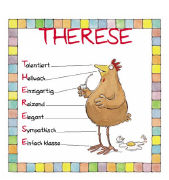 Cover-Bild zu Namenskalender Therese