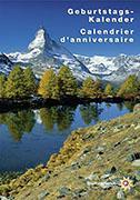 Cover-Bild zu Souvenir. Geburtstagskalender / Calendrier d'anniversaire
