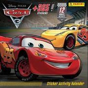 Cover-Bild zu Disney Cars: Sticker-Activity-Kalender