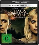 Cover-Bild zu Chaos Walking 4K UHD