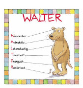 Cover-Bild zu Namenskalender Walter