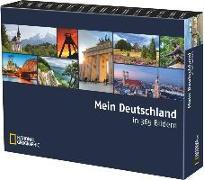 Cover-Bild zu Mein Deutschland in 365 Bildern