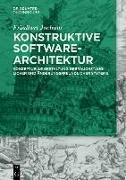 Cover-Bild zu eBook Konstruktive Software-Architektur