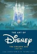 Cover-Bild zu The Art of Disney: The Golden Age (1937-1961)