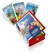 Cover-Bild zu Postkartenbox Thunersee/Interlaken/Jungfrau