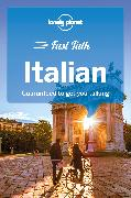 Cover-Bild zu Lonely Planet Fast Talk Italian