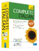 Cover-Bild zu Complete Italian Beginner to Intermediate Book and Audio Course