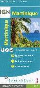 Cover-Bild zu La Martinique 1:75 000. 1:75'000