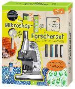 Cover-Bild zu Expedition Natur Das Mikroskop-Forscherset