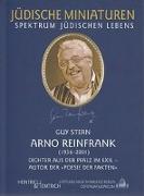 Cover-Bild zu Stern, Guy: Arno Reinfrank (1934-2001)