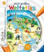 Cover-Bild zu tiptoi® Mein großer Weltatlas von Friese, Inka