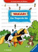 Cover-Bild zu Neubauer, Annette: Ich lerne lesen mit Bildern: Yakari Der fliegende Bär